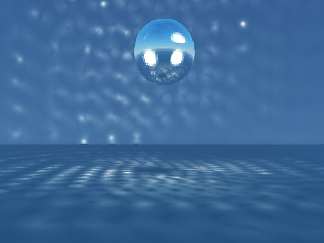 Mirror Ball Render