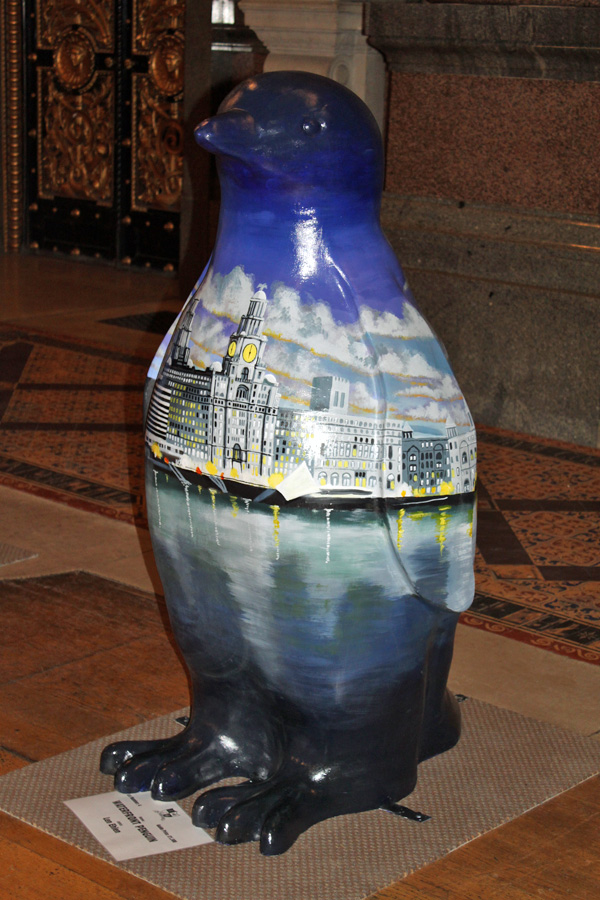 Photograph of Liverpool Waterfront Go Penguin