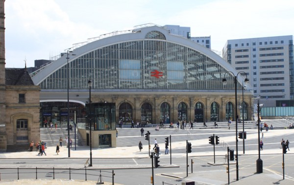 Lime Street Station, Liverpool