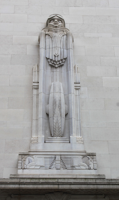 Mersey Tunnel Building Figure