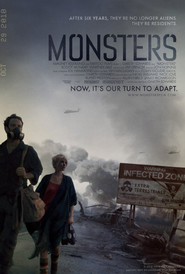 Monsters - Film Poster