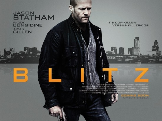 Blitz movie poster (Jason Statham)