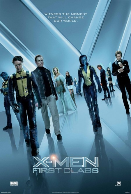 X-Men: First Cass film poster