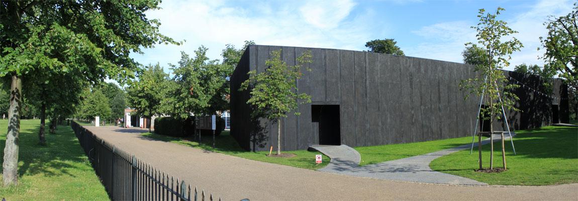 Serpentine Pavilion 2011 Exterior