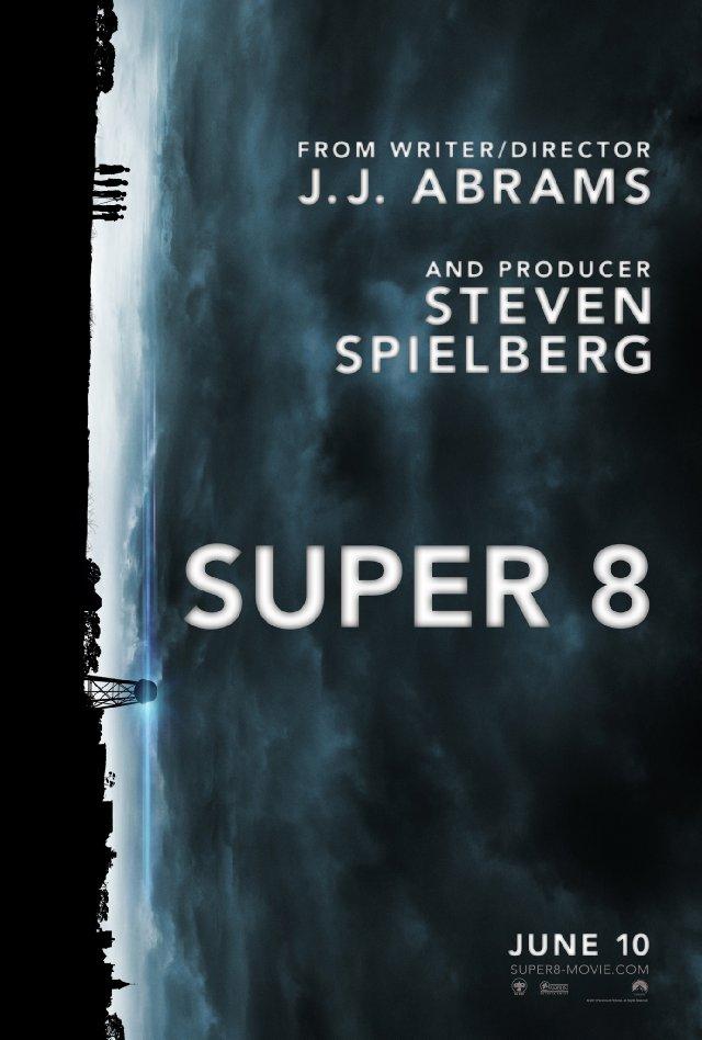 Super 8 Film Poster