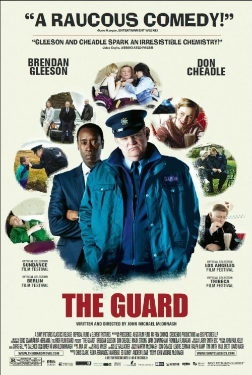 The Guard - Film Poster