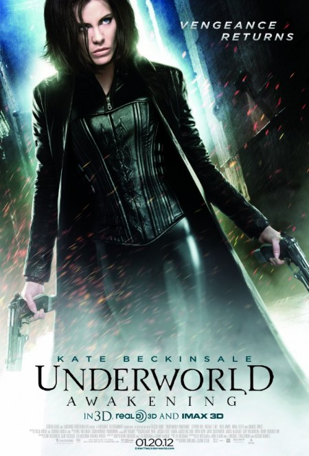 Underworld Awakening Movie Review