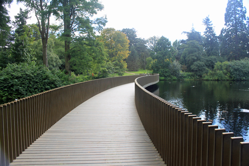 Kew Gardens Sackler Crossing