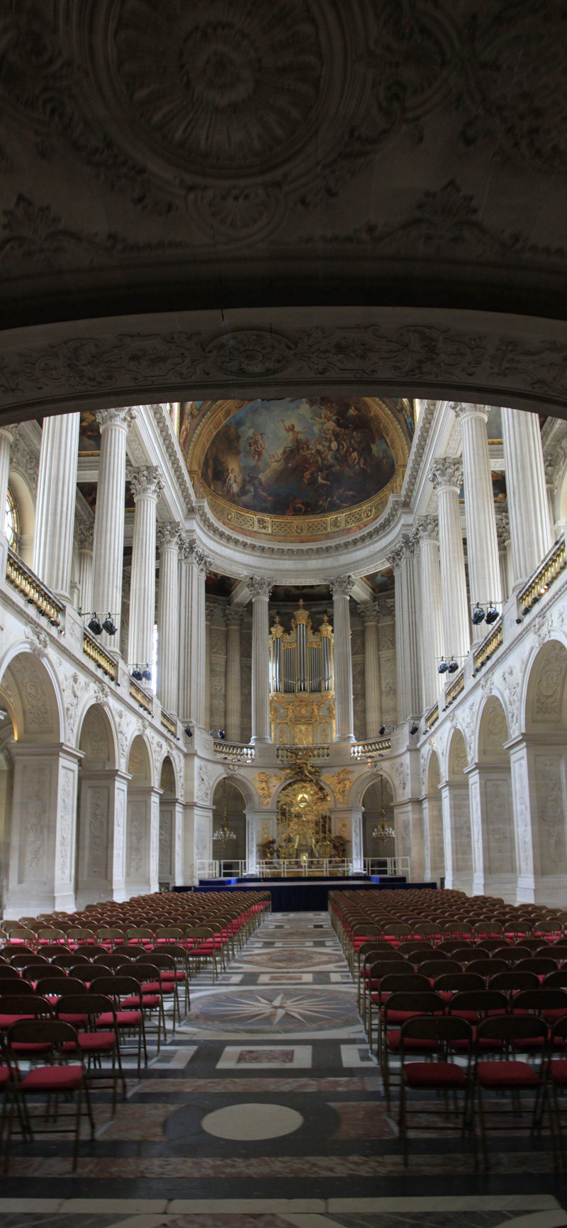 The Royal Chapel of Versailles