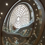 Liverpool Central Library atrium