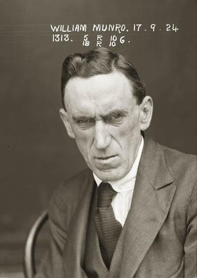 1920s Mugshot