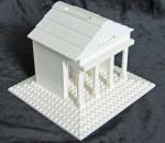Lego Classical Temple