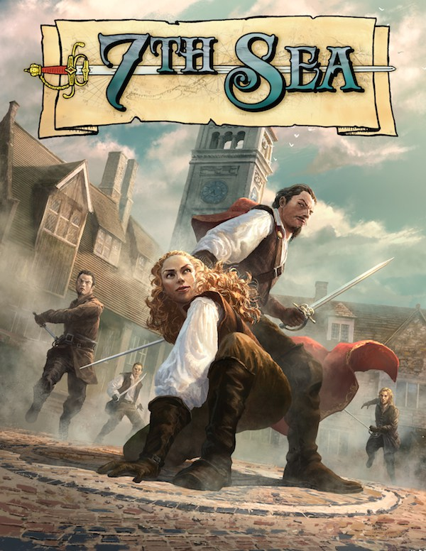 7th Sea Cover