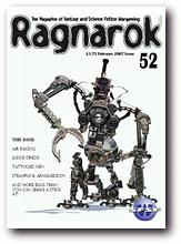 Ragnarok 52 Cover