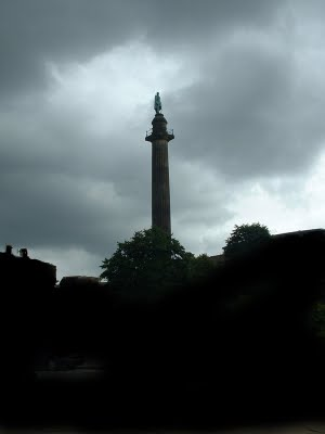 Wellington's Column Liverpool